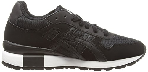 ASICS Gt-II, Chaussures Multisport Outdoor Mixte adulte Noir (Black/Silver/Flash Green 9093)
