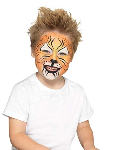 Smiffys Make-Up FX, Kids Jumbo Kit, Aqua Halloween (Halloween Fx Make-up-ideen)