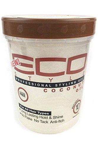 Eco Coconut oil Hair Styler Gel 946ml