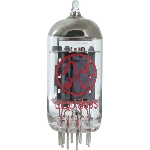 ECC803S JJ-Electronic 12AX7 ECC83 NUOVA e TESTATA amplificatore valvolare tubes