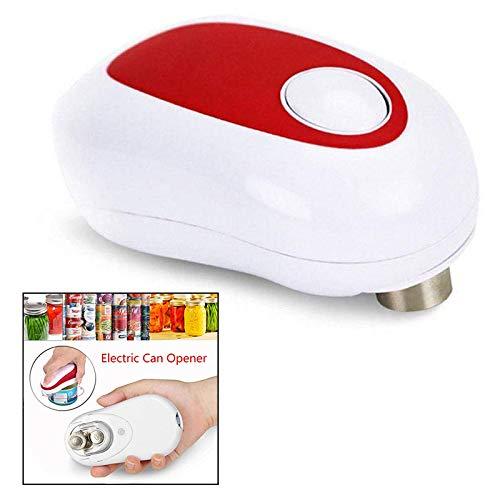 Xrten apriscatole elettrico,apribottiglie automatiche multifunzione utensili da cucina
