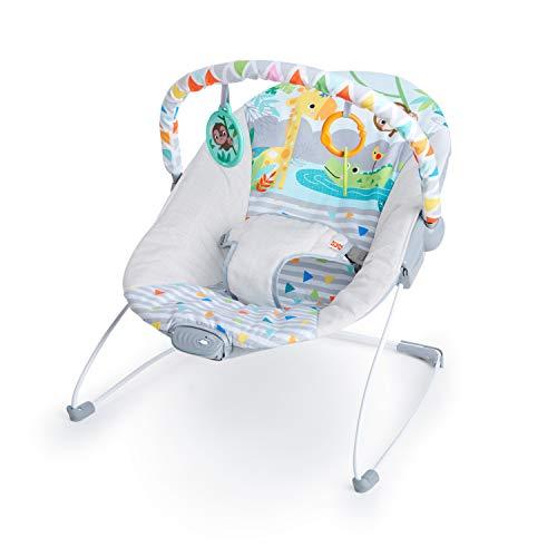 Imagen de Sillas Mecedoras Eléctrica Para Bebés Bright Starts por menos de 30 euros.
