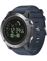 Orologio Sportivo Digitale Smart Watch da Uomo per Sterno con Contapassi, Contacalorie, Distanza,
