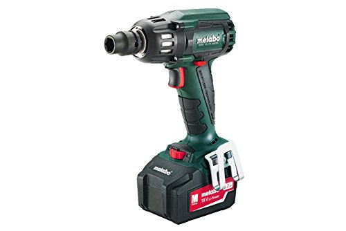 Metabo perceuse-visseuse à percussion sans fil-sSW 18 lTX 400 bL 602205650