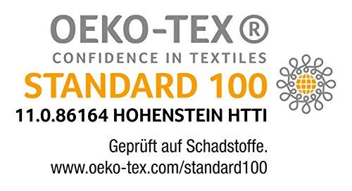 Playshoes Baby – Mädchen Schwimmwindel Badewindel, Badehose Sterne, UV-Schutz nach Standard 801 und Oeko-Tex Standard 100, Gr. 86 (Herstellergröße: 86/92), Blau (original 900) - 3