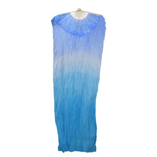 BellyLady Damen Kostüm royal Blue/Turquoise/Light - Royal Dancer Kostüm