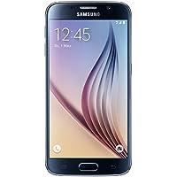 Samsung Galaxy S6 Smartphone (5,1 Zoll (12,9 cm) Touch-Display, 64 GB Speicher, Android 5.0) schwarz (Nur für Europäische SIM-Karte)