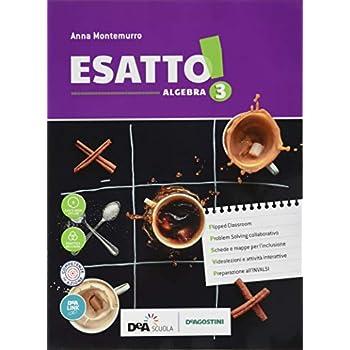 Esatto! Con Quaderno Operativo E Prontuario. Ediz. Tematica. Per La Scuola Media. Con Ebook. Con Espansione Online. Con Dvd-Rom: 3
