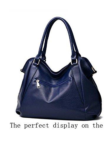 Frauen Handtaschen Frauen PU Handtaschen Frauen Handtaschen Schultertasche Büro Frauen Handtaschen Totes Totes a3