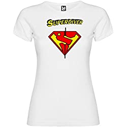 Kruskis 11502102XLS114 Camiseta, Mujer, Blanco, XL