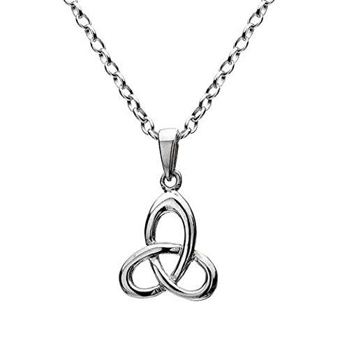 azzaria-plata-celta-triangulo-colgante-collar-de-plata-de-ley-925-longitud-45-cm