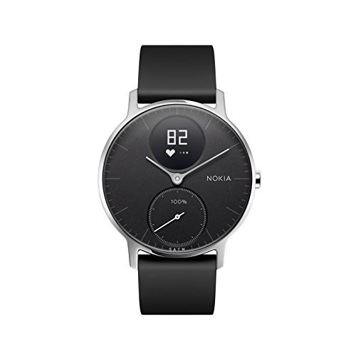 Nokia Steel HR - Hybrid Smartwatch