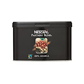 Nescafé Partners' Blend Sustainable Fairtrade Coffee, 500g