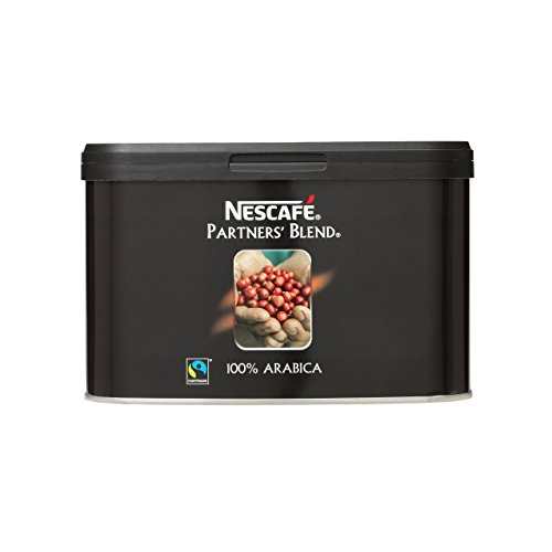 NESCAFÉ Partners' Blend Sustainable Fairtrade Coffee, 500 g 41dCQM7mdeL
