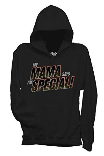 Sweatshirt My Mama Says I M Special - LUSTIG by Mush Dress Your Style - Baby-M-Schwarz (Special Halloween Lego)