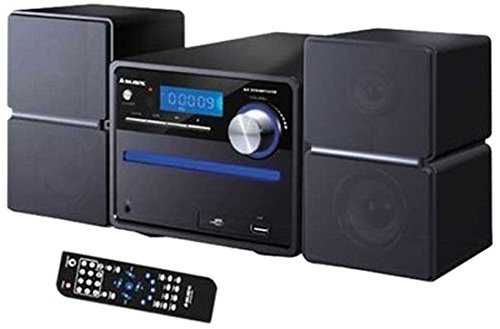 MAJESTIC AH-2336 MICRO HI-FI DUO MP3 CON INGRESSO USB E DUE INGRESSI AUSILIARI RCA