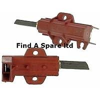 Passend für Indesit Hotpoint PA66Waschmaschine Welling Motor Kohlebürsten X2car73