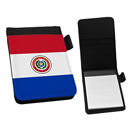 Bandera de Paraguay pequeño Bloc de notas 162