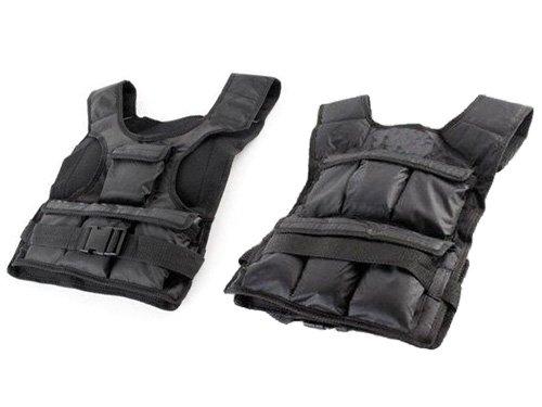 ScSPORTS Gewichtsweste schwarz 10 kg 1220072, 10000468