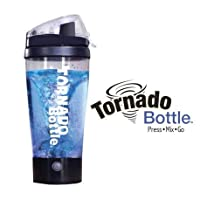 The Vogue Nation New 450ml Electric Protein Shaker Blender Water Bottle Automatic Movement Vortex Tornado Transparent Multi-Function Smart Mixer Cup