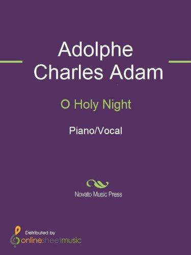 O Holy Night (English Edition)