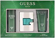 GUESS 3 Piece Gift Set For Men, 2.5 Oz