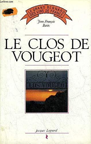 Le Clos de Vougeot par  Jean-François Bazin