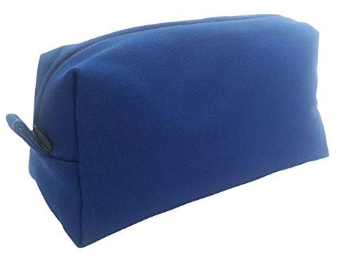 Sac cosmétique / trousse de maquillage Bleu fort upcycling