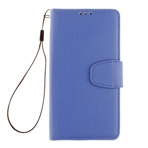 LG D331 Hülle, LG L Bello Hülle, Lifeturt [ Marine ] Bookstyle Handyhülle Flip Case [Premium PU Leder] Ledertasche Brieftasche Schutz Handytasche mit Standfunktion und Kredit Kartenfächer Schutzhülle Etui für LG L Bello D335 D337 D331