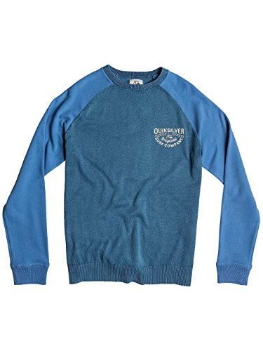 Quiksilver Pull Fusion Key homme EQYSW03075 federal blue/bleu