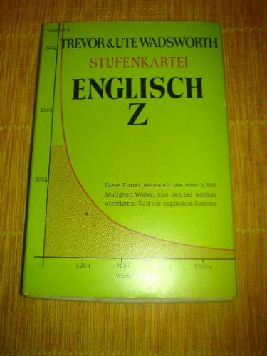 Stufenkartei Englisch Z