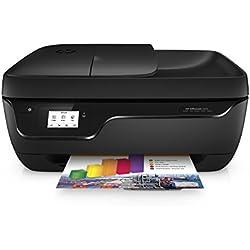 HP Officejet 3833 Imprimante Multifonction jet d'encre couleur (8,5 ppm, 4800 x 1200 ppp, USB, Wifi, Fax, Instant Ink)