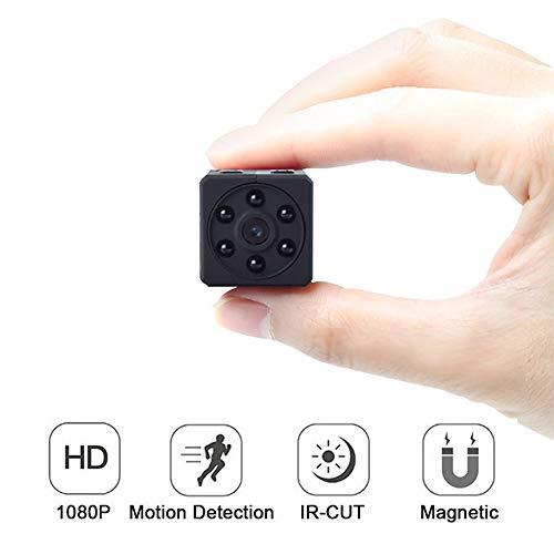 TONGTONG Mini-Kamera HD 1080P Auto-DVR-Schlag-Nocken-Bewegungserkennungs-Mikrokamera-Sport-DV-Videorecorder-Nachtsicht-Camcorder