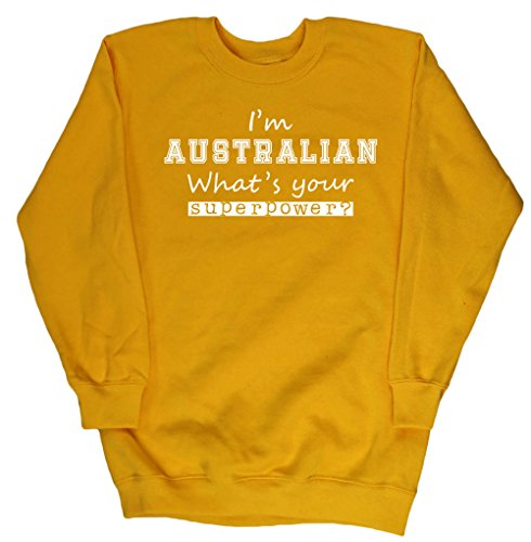 hippowarehouse-im-australian-whats-your-superpower-kids-unisex-jumper-sweatshirt-pullover