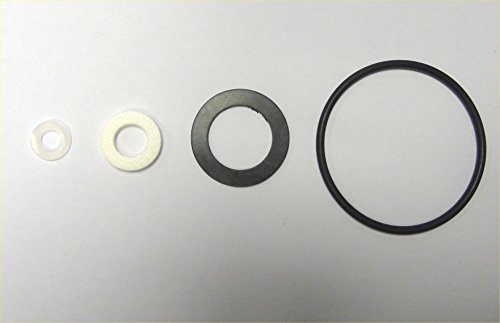 Fuel Filter Seal Kit for WASP W-4 for 15 micron paper element