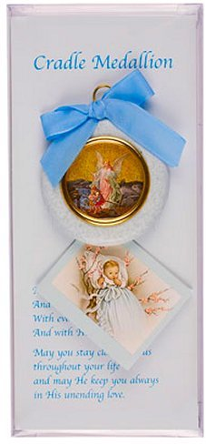 Baptism-Gift-for-a-Boy-Blue-Baby-Medallion-Prayer-Card