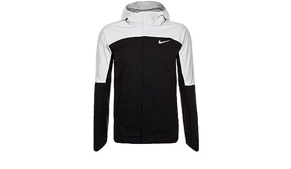 Nike Shieldrunner Flash Veste de Course pour Homme – Noir