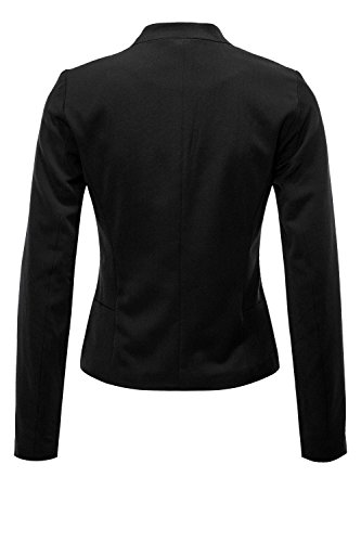 ONLY Damen Anzugjacke Onllucy Maddy L/S Blazer Tlr Black