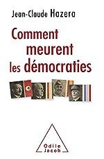 Comment meurent les démocraties de HAZERA