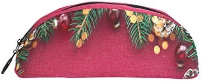 Trousse Supports pour décoration de Noël Pen papeterie Pouch Sac avec fermeture à glissière Maquillage pour enfants filles garçons B07K4HGZZD | De Grandes Variétés