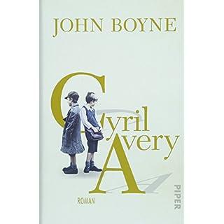 Cyril Avery: Roman