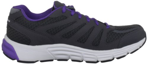 Skechers Ace11677, Sneaker donna Grigio (Charcoal/Purple)