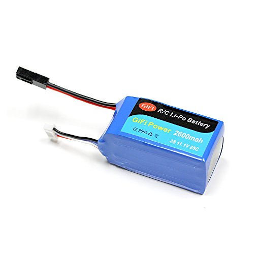 LiPo Battery For PARROT AR.DRONE 2.0 & 1.0 Quadricopter Lithium-Polymer - 2300mAh