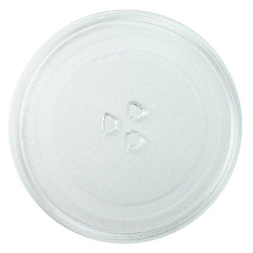 spares2go-universale-vetro-giradischi-piatto-per-tutti-i-tipi-di-forno-a-microonde-245mm