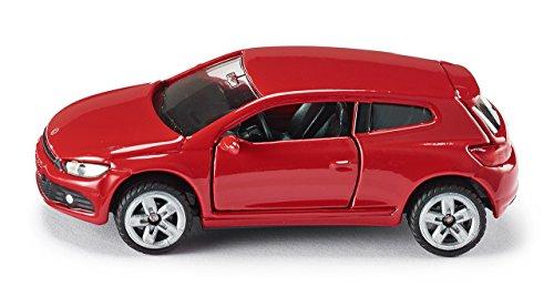 Siku 1442 VW Scirocco - Coche en miniatura sin pilas (escala 1:64)