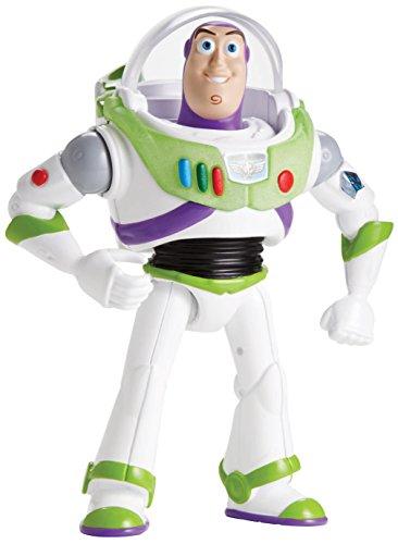 Mattel - TOY STORY Figurine Buzz L'Eclair 10 cm