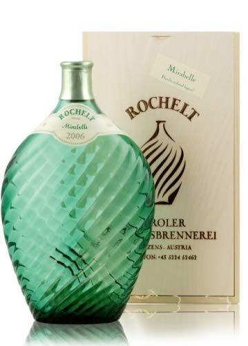 Rochelt Mirabelle 0,35l - Obstbrand aus Österreich incl. Holzkiste