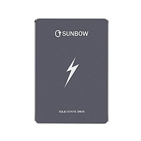 SunBow 2,5 pouces SATA3 60GB 120GB 240GB 480GB Avec 256M Cache SATAIII SSD Solid State Drive (120gb)