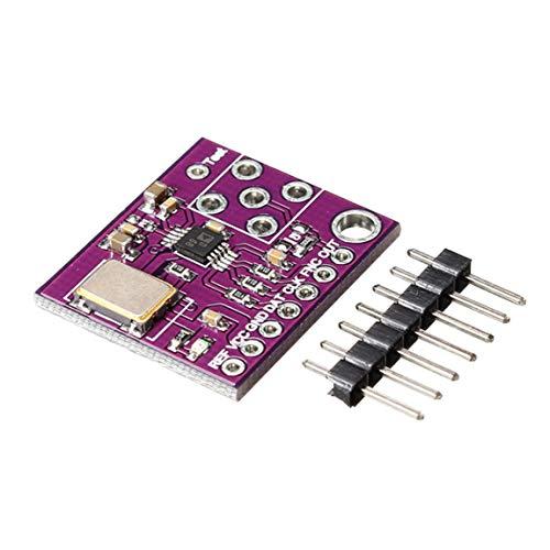 CJMCU-9833 AD9833 Modul Signalgenerator Modul Sinus Rechteck DDS Monitor HM (Farbe: lila) -