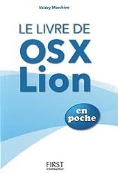 LIVRE D'OS X LION EN POCHE